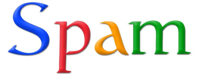 Спам от Яндекса